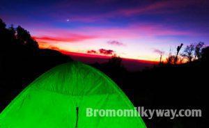 Paket Wisata Bromo Camping 2 Hari 1 Malam