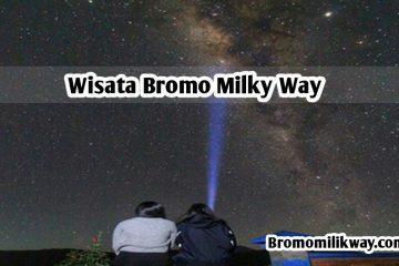 Paket Wisata Bromo Milky Way Tumpak Sewu
